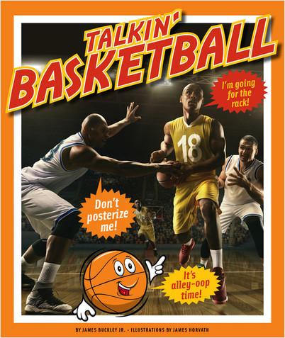 Cover: Talkin' Basketball