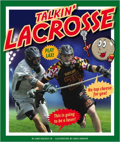 Cover: Talkin' Lacrosse