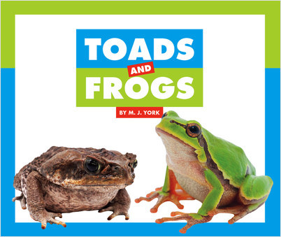 Cover: Toads and Frogs