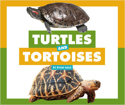 Cover: Turtles and Tortoises