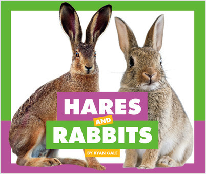 Cover: Hares and Rabbits