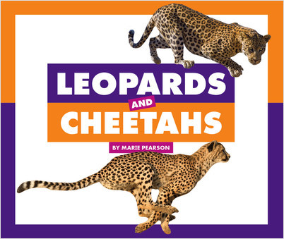 Cover: Leopards and Cheetahs