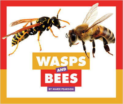Cover: Wasps and Bees