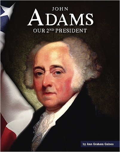 Cover: John Adams: Our 2nd President