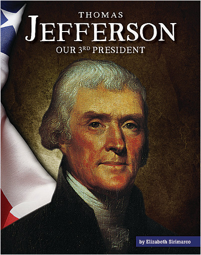 Cover: Thomas Jefferson: Our 3rd President