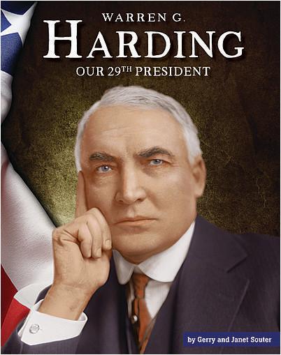 Cover: Warren G. Harding: Our 29th President