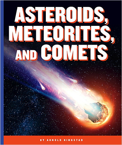 Cover: Asteroids, Meteorites, and Comets