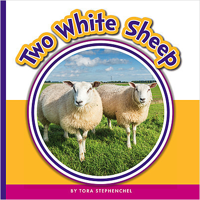 Cover: Two White Sheep