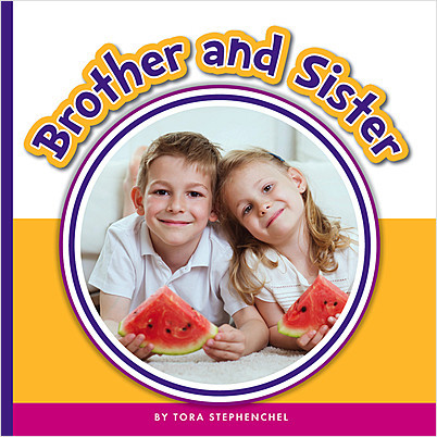 Cover: Brother and Sister