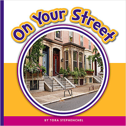 Cover: On Your Street