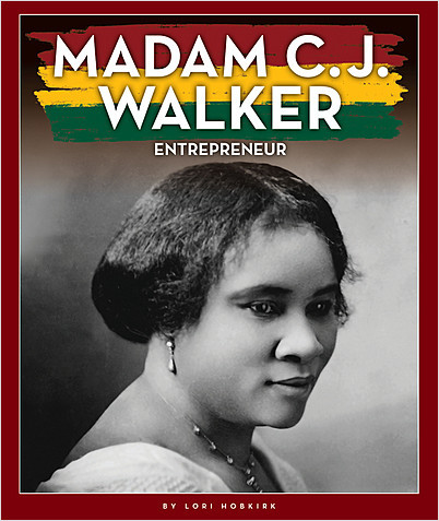 Cover: Madam C. J. Walker: Entrepreneur