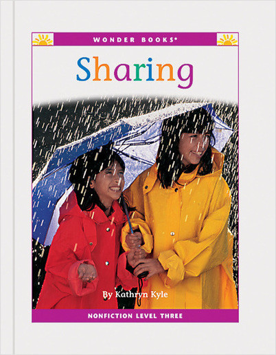 Cover: Sharing
