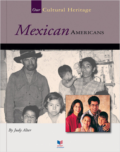 Cover: Mexican Americans