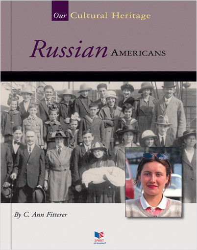 Cover: Russian Americans