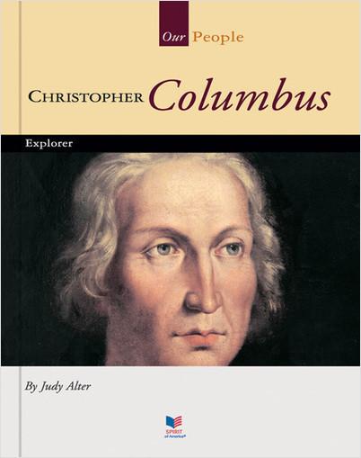 Cover: Christopher Columbus: Explorer