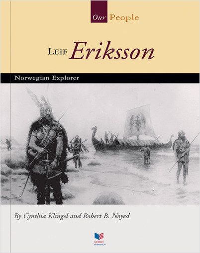 Cover: Leif Eriksson: Norwegian Explorer