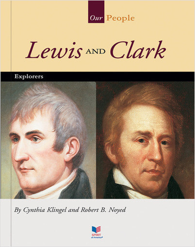 Cover: Lewis and Clark: Explorers