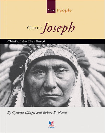 Cover: Chief Joseph: Chief of the Nez Perce