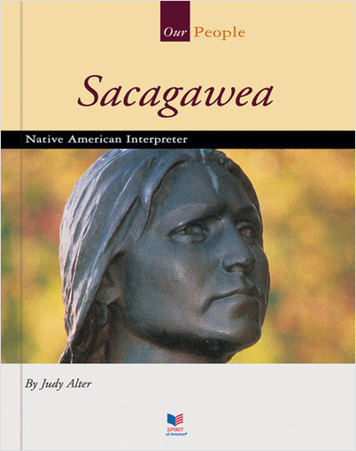 Cover: Sacagawea: Native American Interpreter