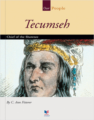 Cover: Tecumseh: Chief of the Shawnee