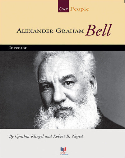Cover: Alexander Graham Bell: Inventor