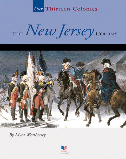 Cover: The New Jersey Colony