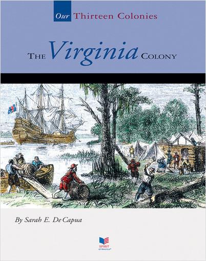 Cover: The Virginia Colony