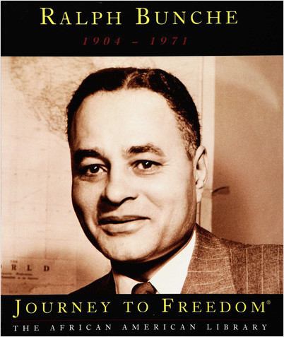 Cover: Ralph Bunche
