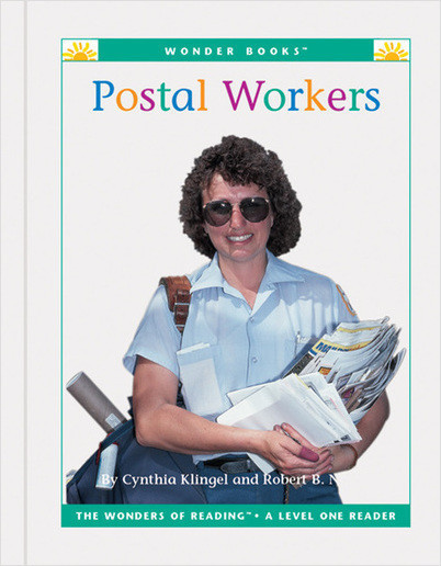 Cover: Postal Workers