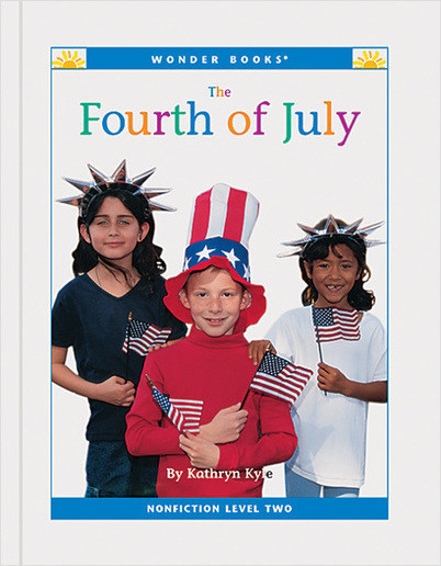 Cover: The Fourth of July