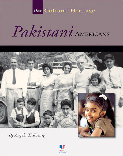 Cover: Pakistani Americans