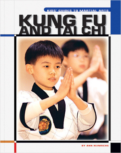 Cover: Kung Fu and Tai Chi