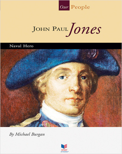 Cover: John Paul Jones: Naval Hero