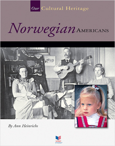 Cover: Norwegian Americans