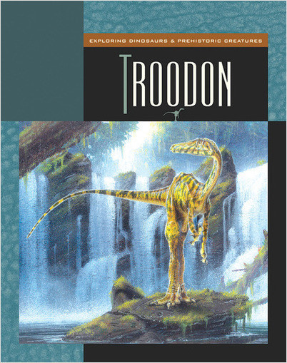 Cover: Troodon