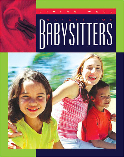 Cover: Safety for Babysitters