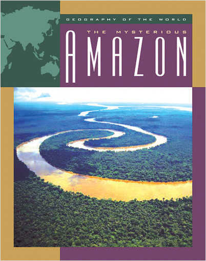 Cover: The Mysterious Amazon