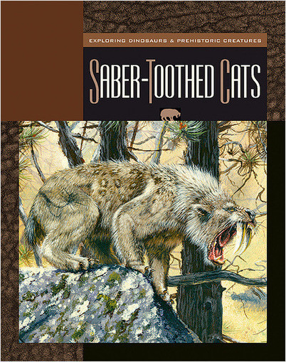 Cover: Saber-Toothed Cats