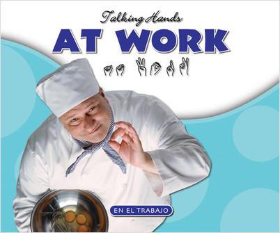 Cover: At Work/En el Trabajo