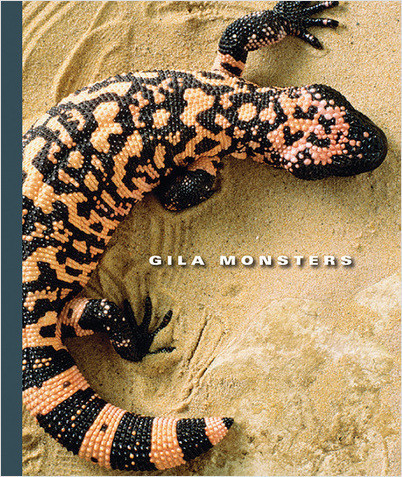 Cover: Gila Monsters