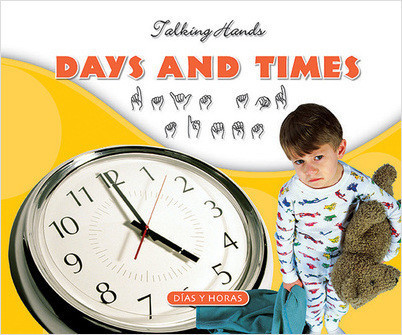 Cover: Days and Times/Dias y Horas
