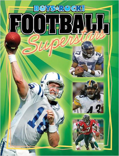 Cover: Football Superstars