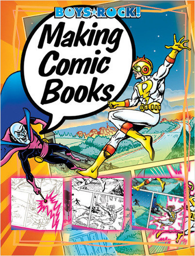Cover: Making Comic Books