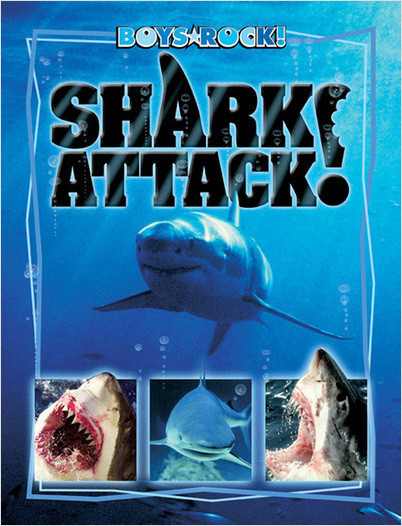 Cover: Shark Attack!