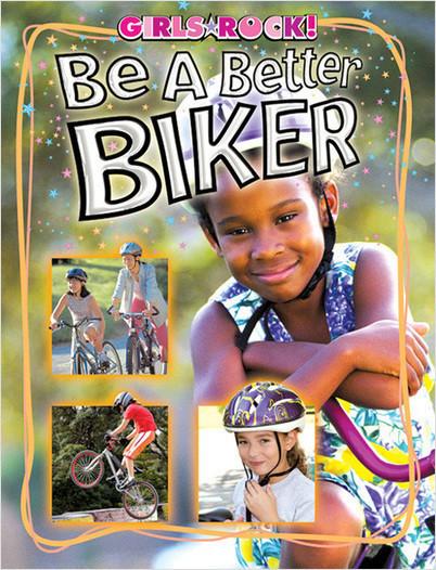 Cover: Be a Better Biker