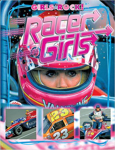 Cover: Racer Girls