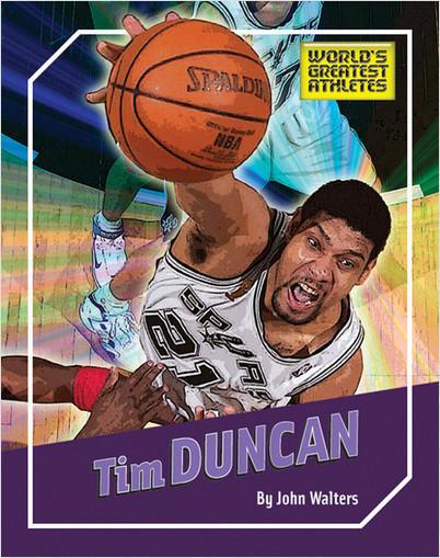 Cover: Tim Duncan