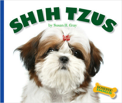Cover: Shih Tzus