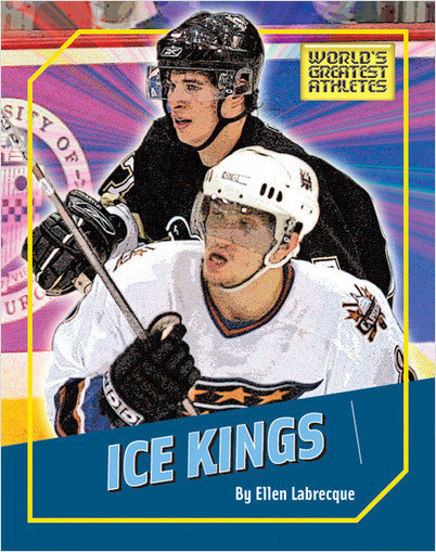 Cover: Ice Kings