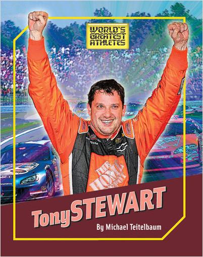 Cover: Tony Stewart